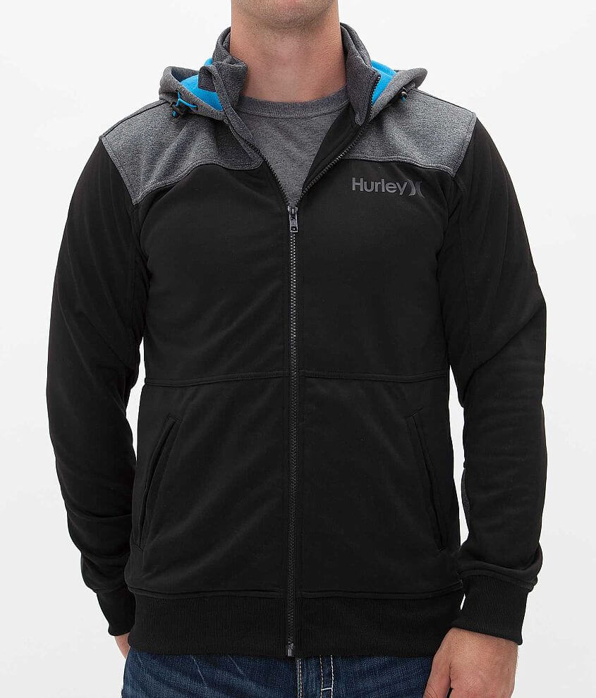Hurley Planar Sweatshirt front view