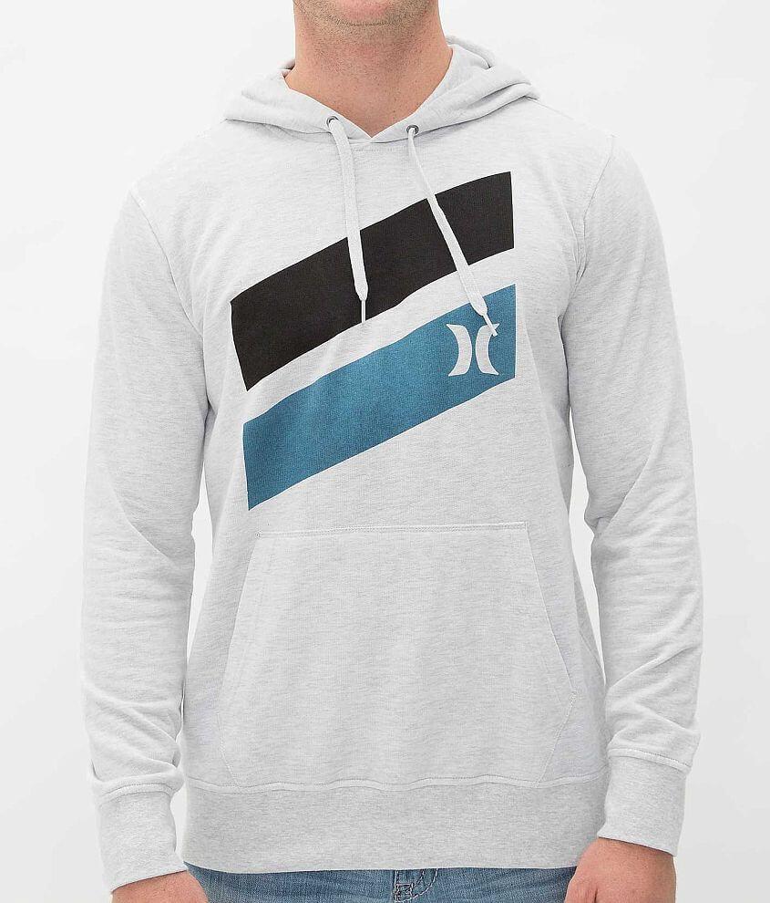 Hurley Icon Slash Sweatshirt front view