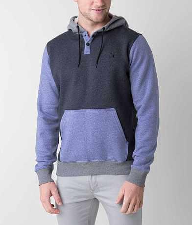 Hurley Getaway Henley Sweatshirt