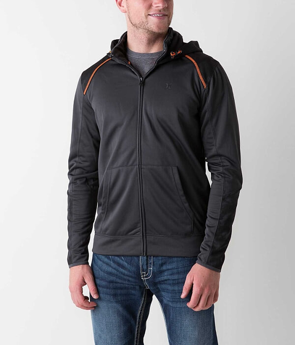 Jacket Therma FIT Ness Hurley Van SRqInB