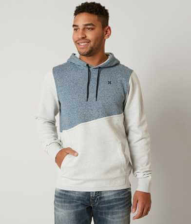 Hurley Getaway Offense Hooded Sweatshirt