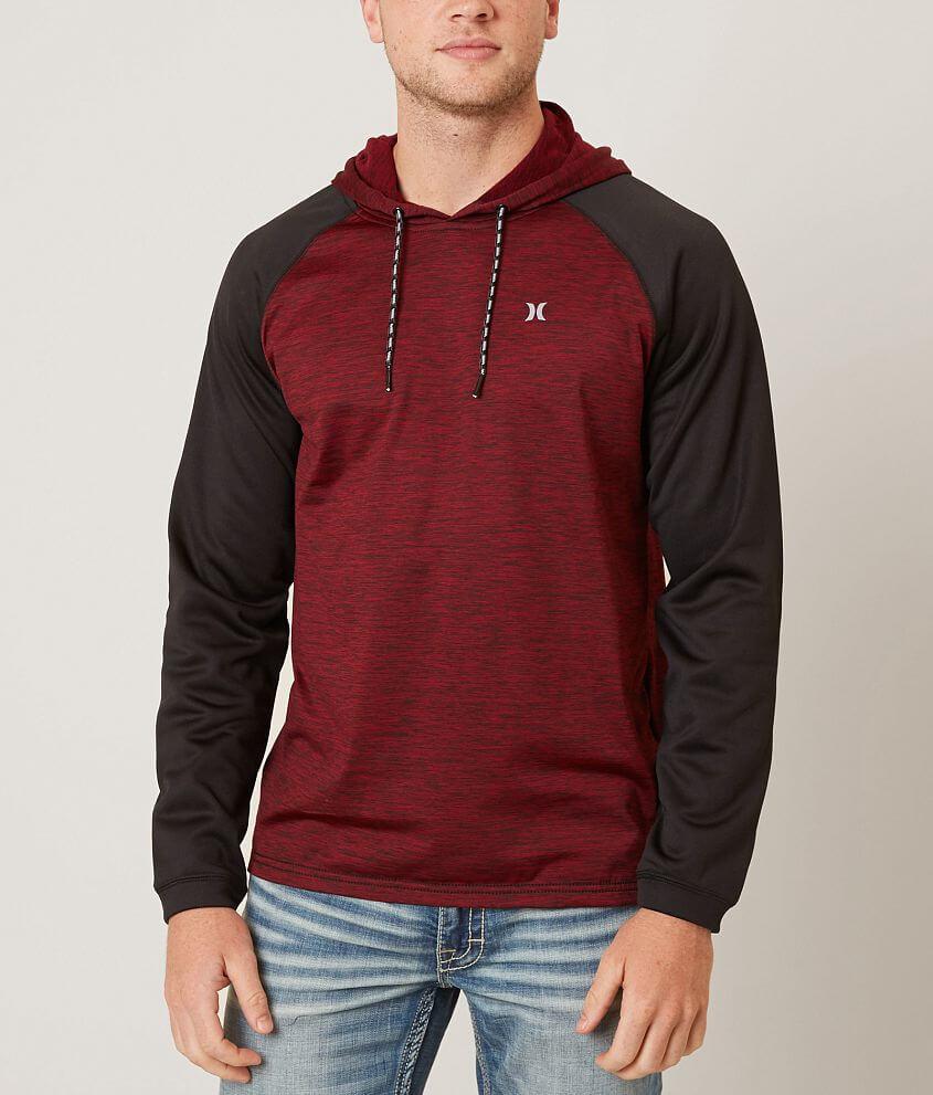 Hurley Spacey Hooded Sweatshirt front view