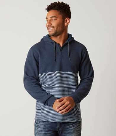 Hurley Bayside Henley Sweatshirt