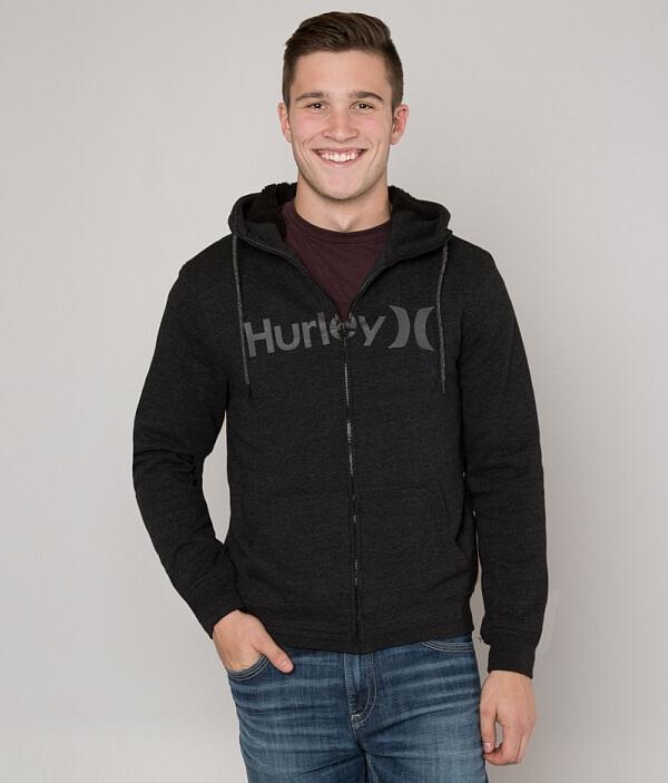 Hurley Bayside Bayside Hurley Hooded Sweatshirt Hooded Og7FWqvxw