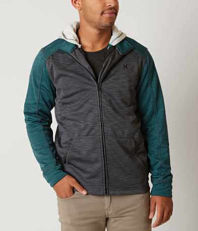 Hurley Arlow 2-Fer Jacket