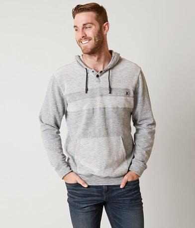 Hurley Vacancy Henley Sweatshirt