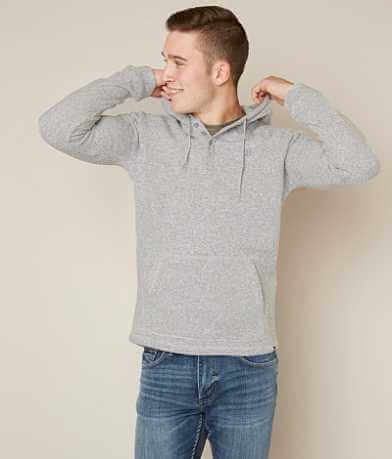 Hurley Quest Hooded Henley Sweatshirt