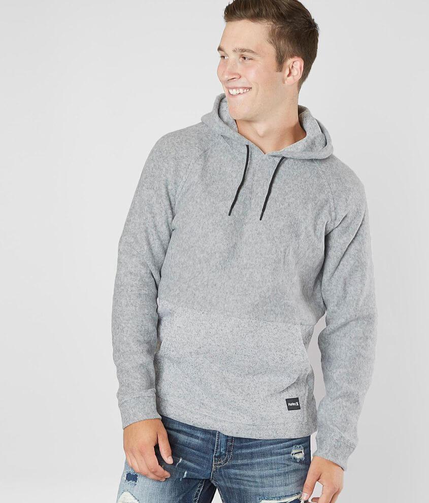 Hurley Quest Hooded Sweatshirt front view