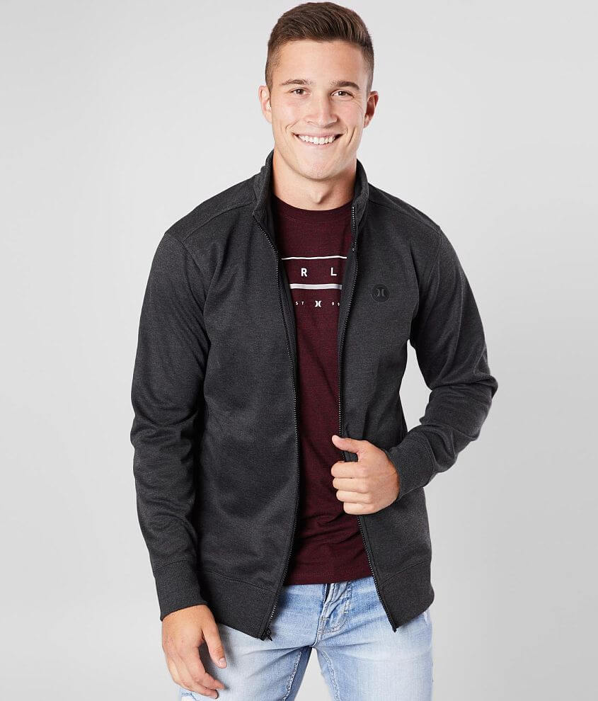 Hurley Damon Track Jacket front view
