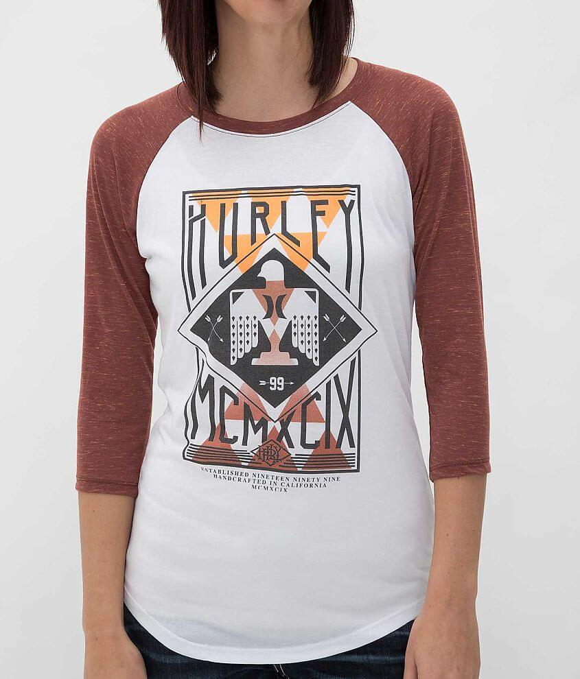 Hurley Eagle T-Shirt front view