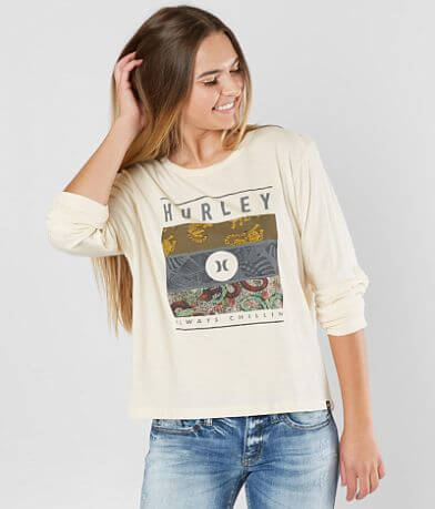 Hurley Always Chillin Blossom T-Shirt
