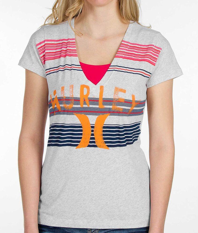 Hurley Progressive T-Shirt front view