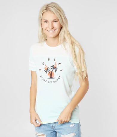 Hurley Bail Ringer T-Shirt