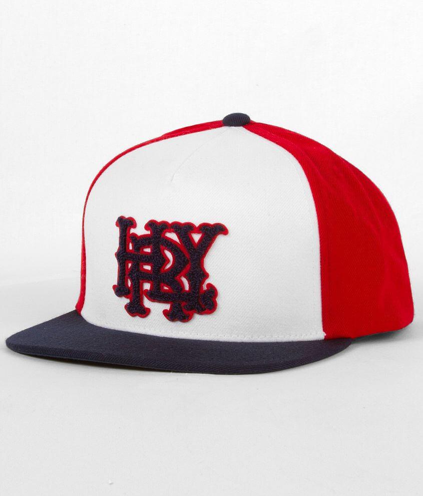 Hurley Major League Status Hat front view