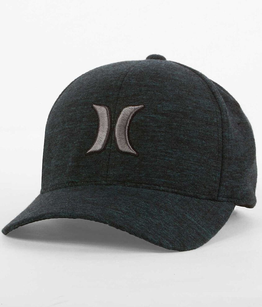 Hurley Blends Stretch Hat front view