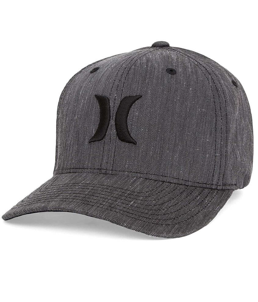 Hurley Blacksuits Hat front view