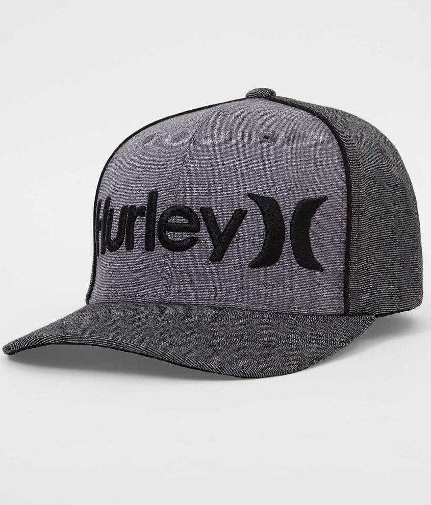 Hurley Curve Corp 3.0 Stretch Hat front view