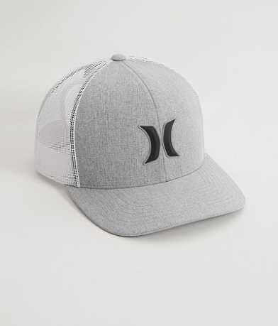 Hurley 3D Harbor Trucker Hat