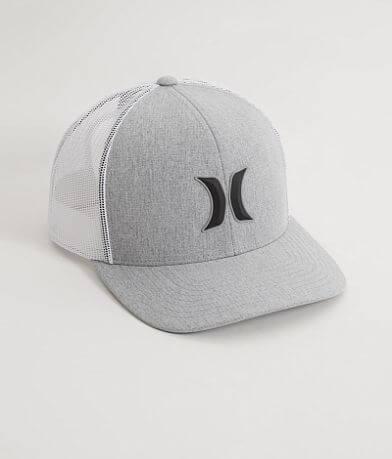 72910cf38b3 Hurley 3D Harbor Trucker Hat