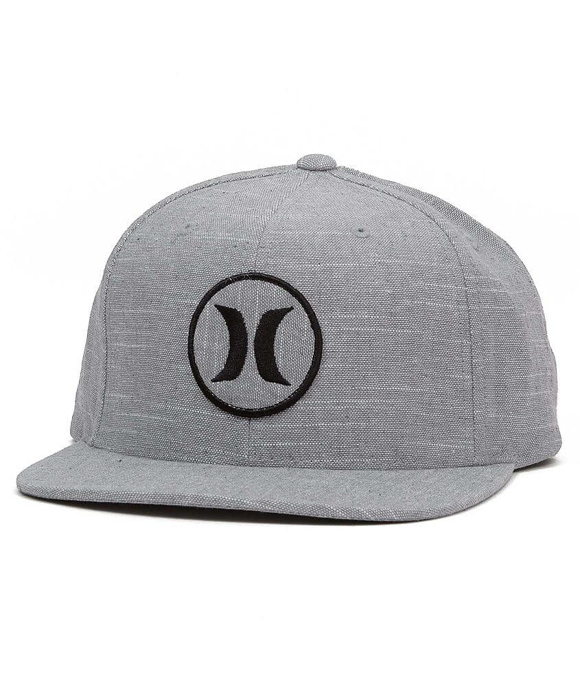 Hurley Edinger Hat front view