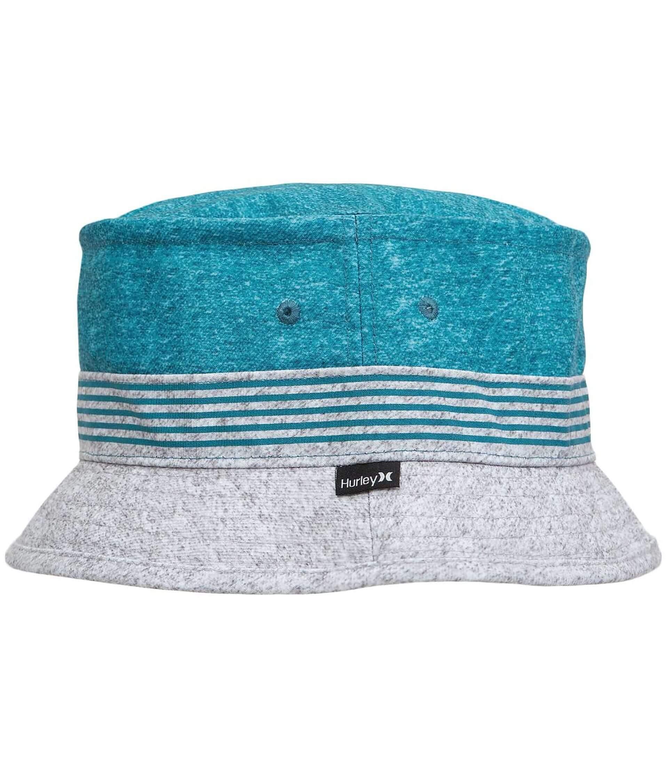 83205cfb76640 Hurley Cruiser Bucket Hat - Men s Hats in Blue Lagoon