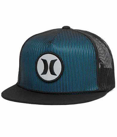 Hurley Pop Mesher Trucker Hat