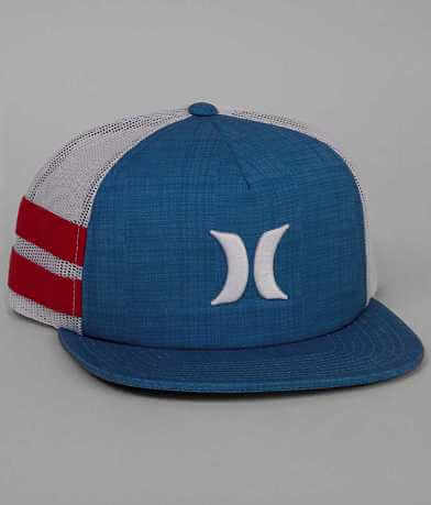 Hurley Patriot Trucker Hat