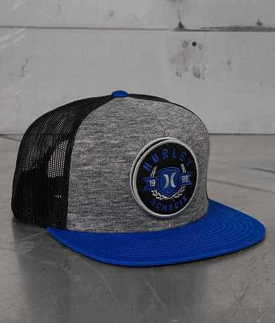 Hurley Crono Trucker Hat