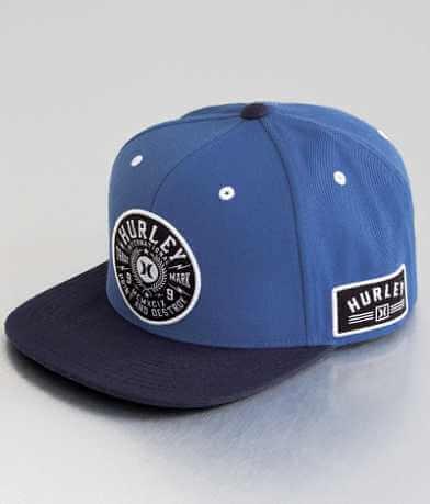 Hurley Printing Press Hat