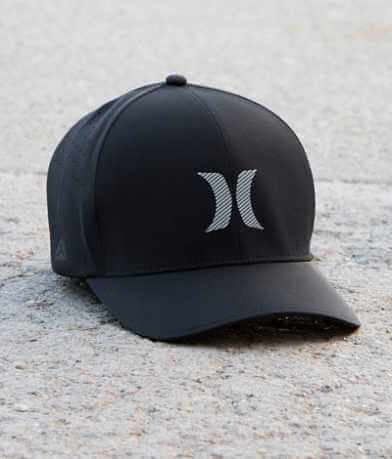 Hurley Icon Delta Stretch Hat