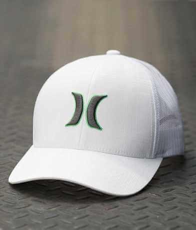 Hurley Outline Trucker Hat