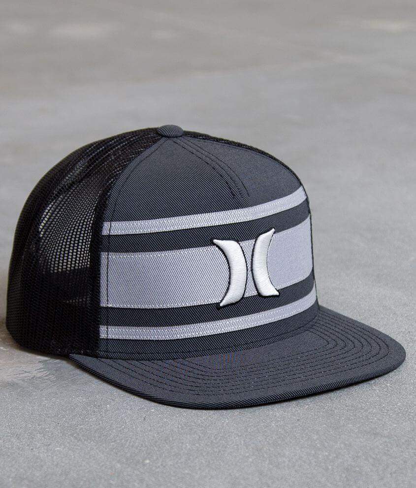 Hurley Royal Vertigo Trucker Hat front view