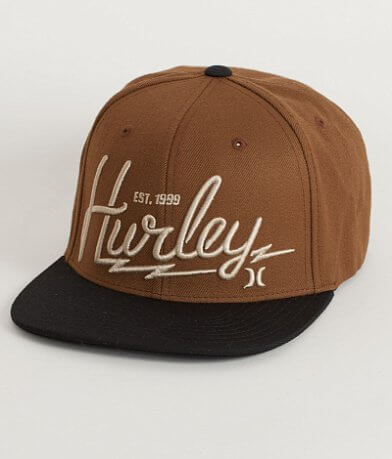 Hurley Bolts Hat