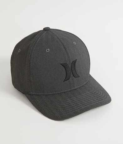 Hurley Black Suits Stretch Hat