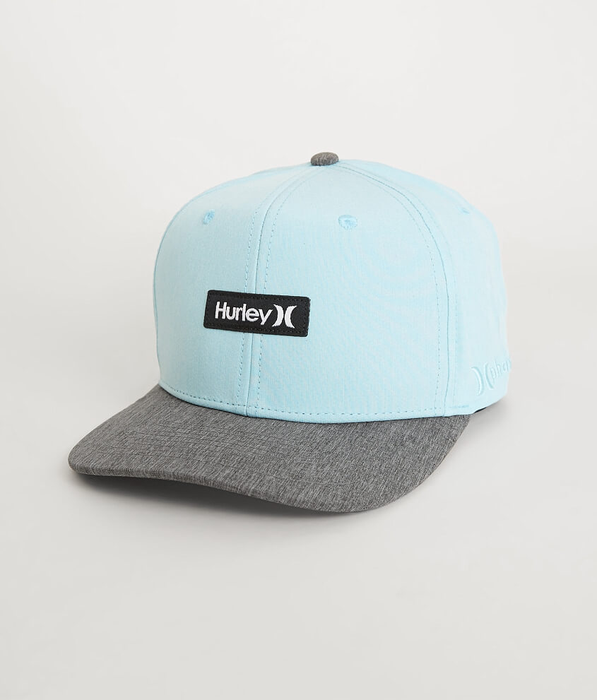 new style 96a51 0165c ... sale hurley phantom one only dri fit hat mens hats in still blue buckle  345b5 822f9