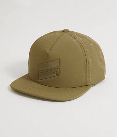 Hurley Slash Back Hat