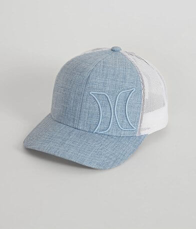 Hurley Hermosa Bump Trucker Hat