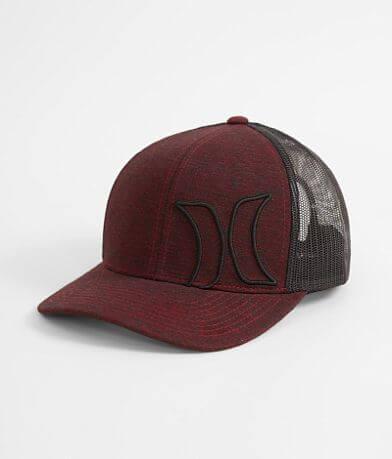 Hurley Bump Trucker Hat