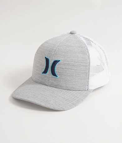 Hurley Cutback Harbor Trucker Hat