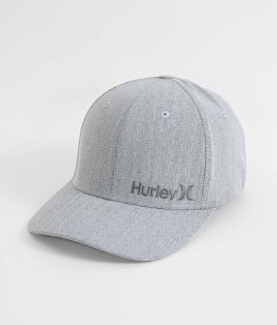 Hurley Herringbone Stretch Hat