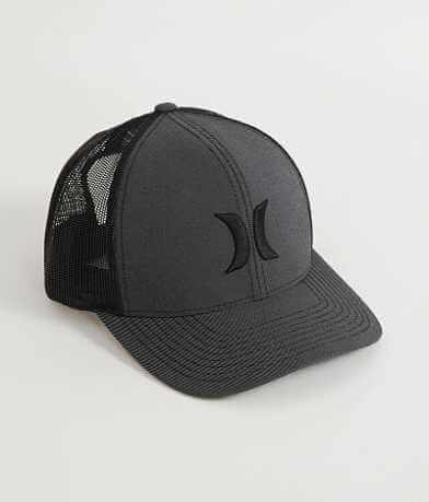 Hurley Iconic Harbor Trucker Hat