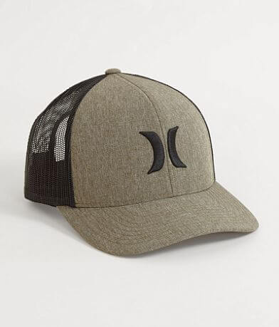 Hurley Iconic Harbor Trucker Hat