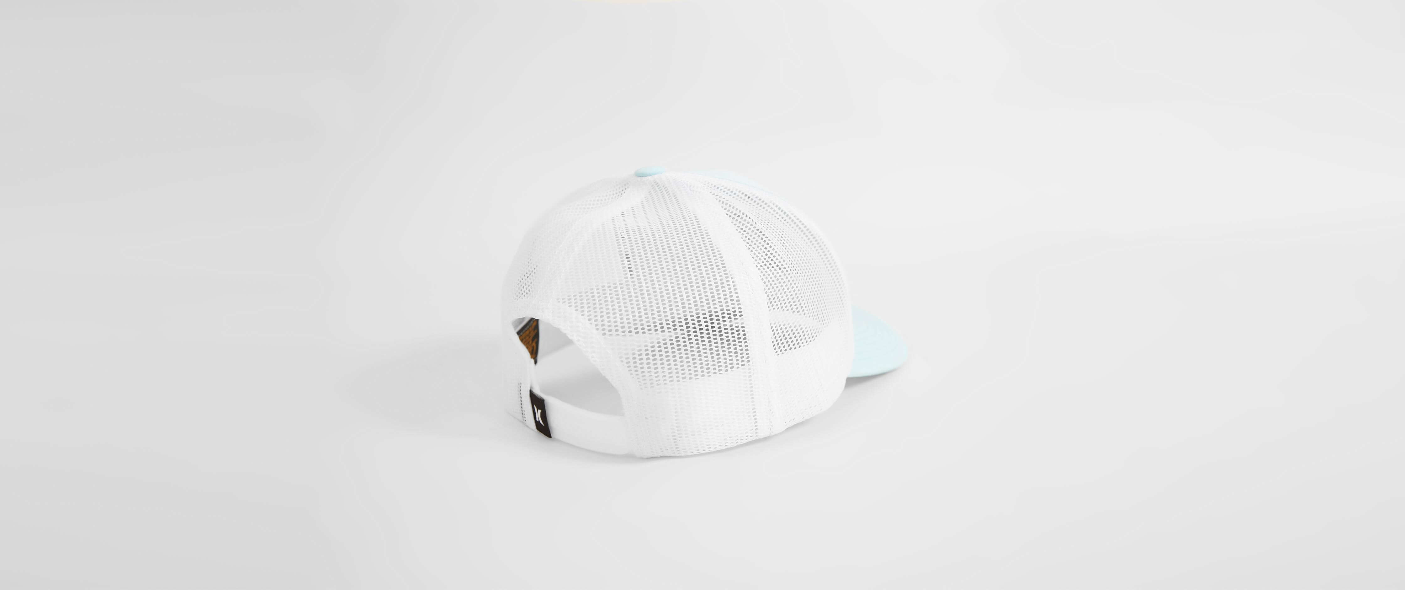 hurley phantom harbor trucker hat men s hats in ice cube blue buckle 1880 Cowboy Hats favorite product