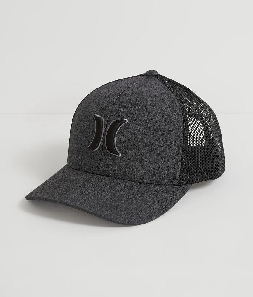 8111051ea4d ... netherlands hurley shift harbor trucker hat mens hats in black buckle  64285 e4a51
