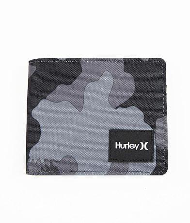 Hurley Rebound Camo Wallet