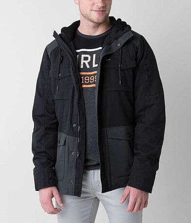Hurley Occupy Coat