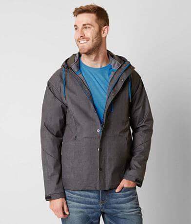 Hurley Newbury 2-Fer Jacket