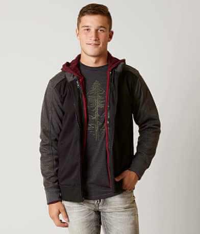 Hurley Bartling 2Fer Jacket