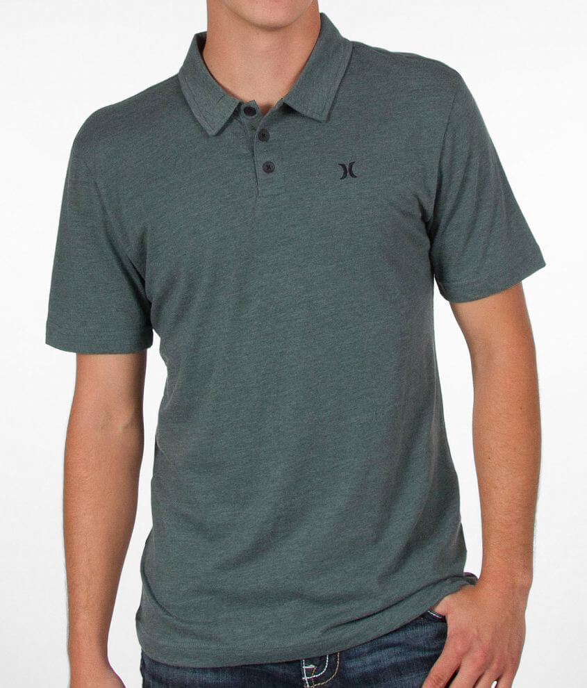 Hurley Solid Polo front view