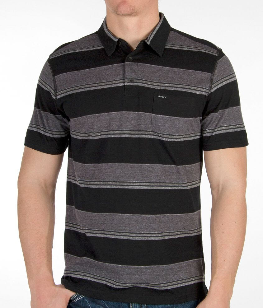 Hurley Fairway 2.0 Polo front view
